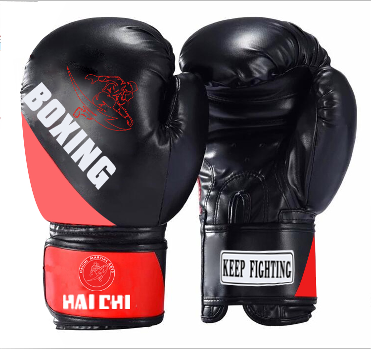 Microfibre Leather Boxing Gloves