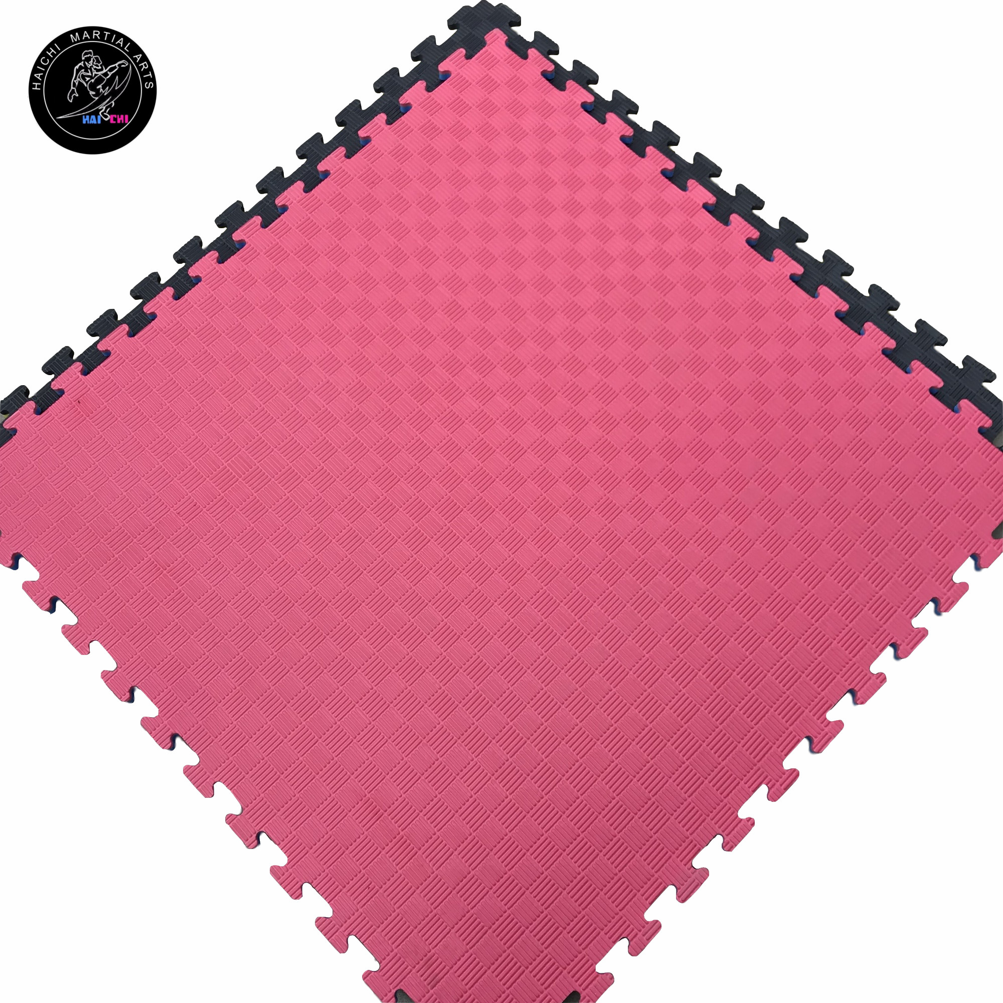 Five Strips Pattern Taekwondo Mats
